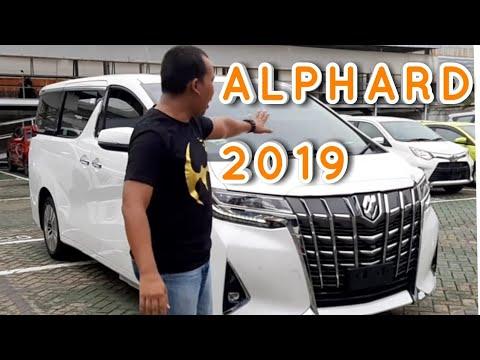 ALPHARD 2019 FULL REVIEW TOYOTA ALPHARD 2019 (WHITE PEARL/PUTIH)
