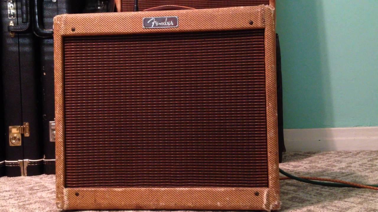 1960 Fender Princeton Tweed 5F2 A