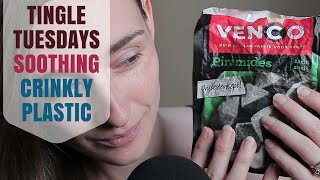 ✦Tingle Tuesdays✦ ~ 3D ASMR  Liqourice Candy Tasting For TingleZzZz