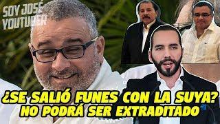 ¡Ya es nicaragüense! ¿Cómo Mauricio Funes burló la justicia de El Salvador? - SOY JOSE YOUTUBER
