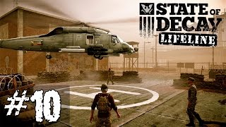 Прохождение State of Decay Lifeline [Часть 10] Док, все в порядке?