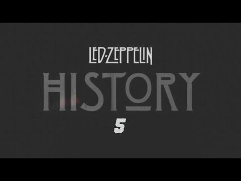 K.C. Wheeler - History of Led Zeppelin Video #5 Released