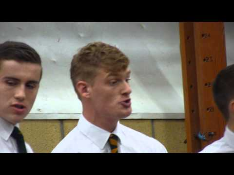 Orchard House Music 2012: Christ College Brecon Has Talent!