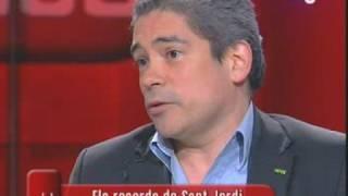 TV3 - El club - Boris Izaguirre critica Ferran Monegal thumbnail