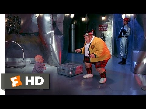 Get in My Belly! - Austin Powers: The Spy Who Shagged Me (4/7) Movie CLIP (1999) HD