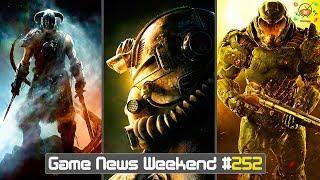 Игровые Новости — The Elder Scrolls 6, Fallout 76, DOOM 2, Starfield, RAGE 2, Wolfenstein Youngblood