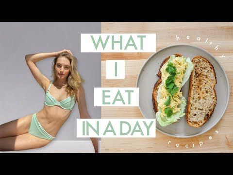 What I Eat in a Day |  Easy & Healthy Recipes +  Finding Balance
