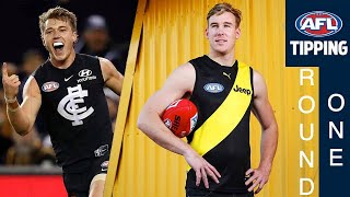 AFL Offical Tipping: Round 1