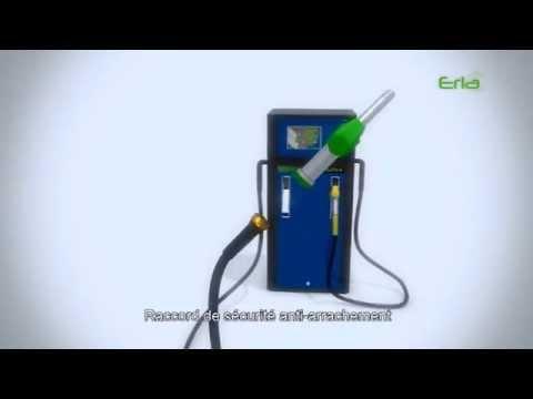 Erla Technologies  - MODULIS : distributeur de carburant