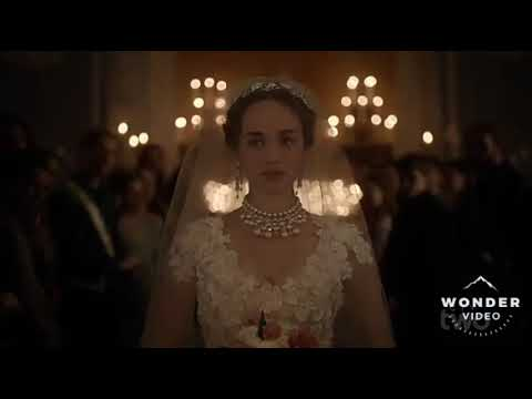 Reign 4x04 Claude and Luc wedding scene