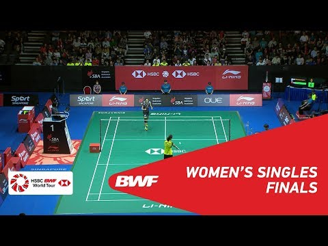 2018 BWF Women Single vs. Sayaka Takahashi(JPN) vs. Gao Fangjie(CHN)