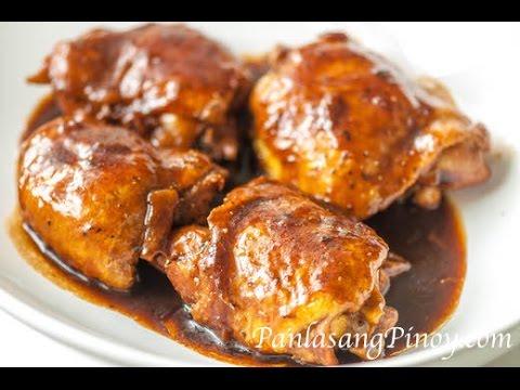 Sweet Chicken Asado Youtube