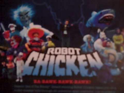 My DVD Reviews: Robot Chicken Season One
