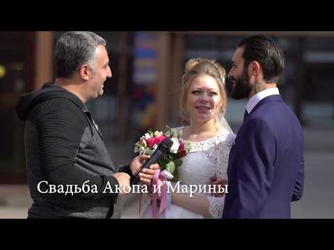 Մոսկվայի հայկական եկեղեցին. Армянская церковь в Москве 09.09.2019
