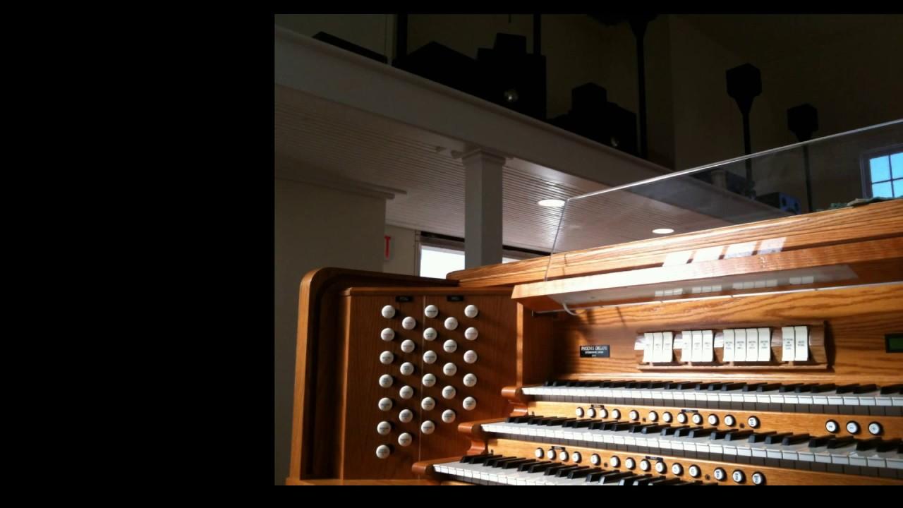 Phoenix Organ PD 359 Installation by Phoenix Organs South
