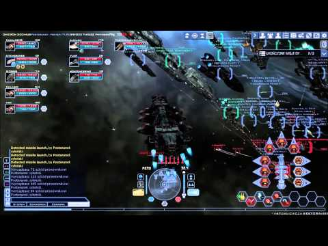 Battlestar Galactica Online - Warsaw Pact and TNT Group on OP Tour with Pegasus