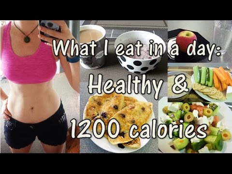 What I eat in a day: (to help lose weight)