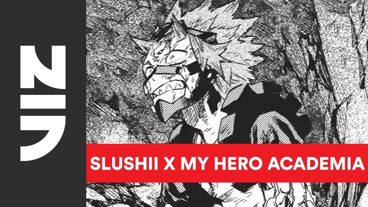 Slushii x My Hero Academia - Manga Volume 16 Official Video