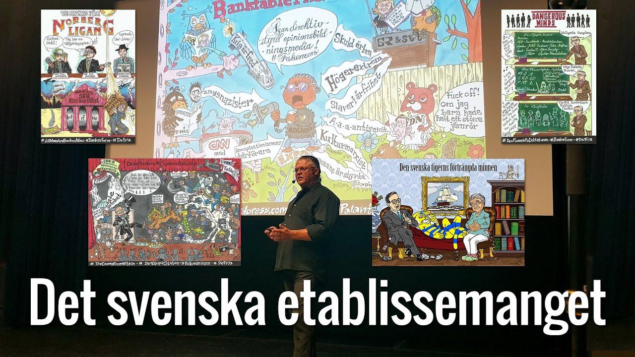 Download Föreläsning i Västerås 2019 - Sverige håller på att vakna!