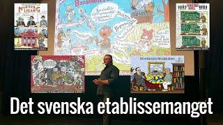Föreläsning i Västerås 2019 - Sverige håller på att vakna!