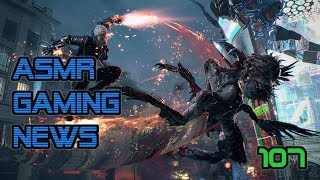 ASMR Gaming News (107) Fortnite Leaked Skins, Devil May Cry 5, Battlefield V, Overwatch, Spyro +