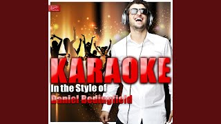 Wrap My Words Around You (In the Style of Daniel Bedingfield) (Karaoke Version)
