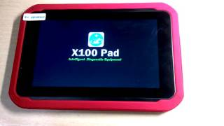 О планшетном программаторе ключей авто X100 PAD XTool