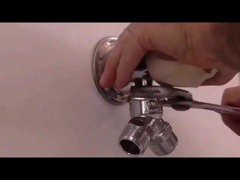 Double hose hook up