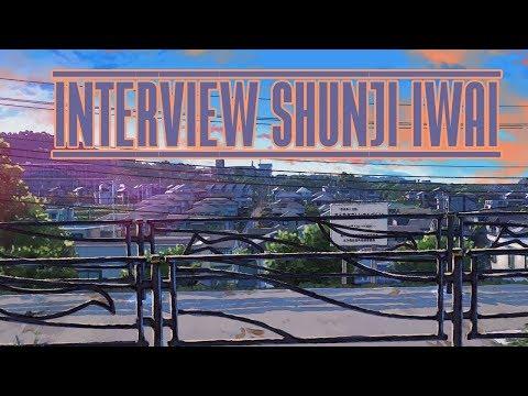 Interview De Shunji Iwai (Hana & Alice Mènent L'enquête) - Anima