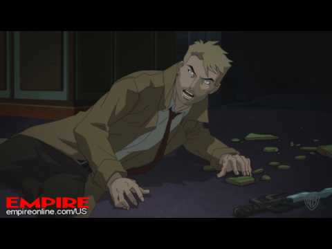 Justice League Dark - Constantine Clip