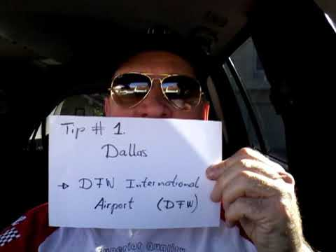 Uber and Lyft Tip #1 Dallas is DFW International Airport. Share your feedback.