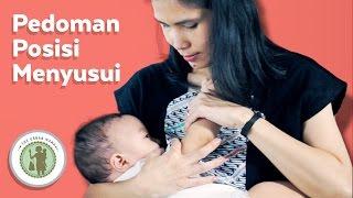 Pedoman Posisi & Pelekatan Menyusui | The Urban Mama #3