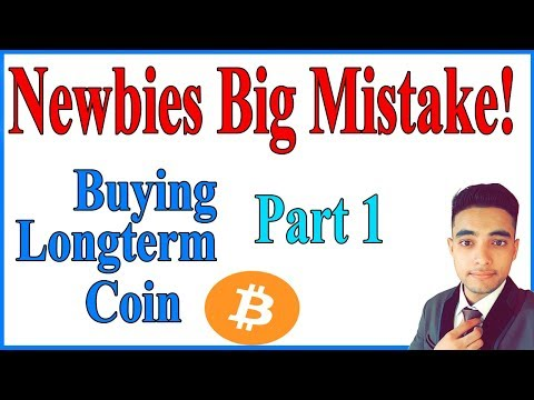 Crypto Trading / Investing -🔥 Newbies Mistakes while Buying Longterm Coins #HYPE #TOP - Part 1