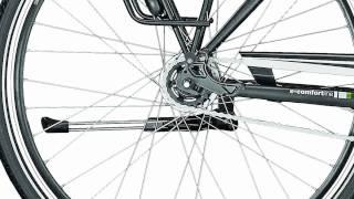 Pedelec Raleigh Impulse XXL (2012) - www.velo-group.de
