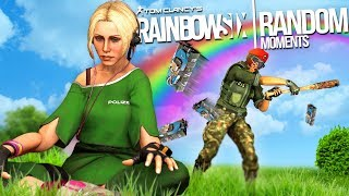 Rainbow Six Siege - Random Moments: #29 (Funny Moments Compilation)