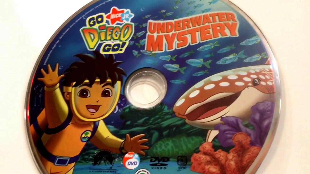 go diego go underwater mystery nick jr animated
