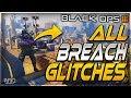 Black Ops 3 Glitches : Tous Les Glitches De La Carte Breach ! - BO3 Glitches 1.24 - PS4