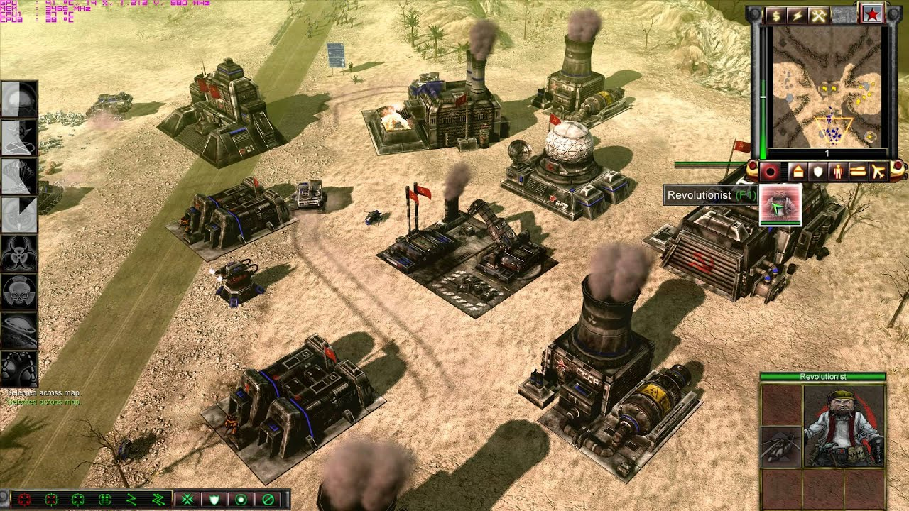 Command And Conquer Mods