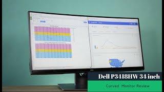 монитор Dell P3418HW