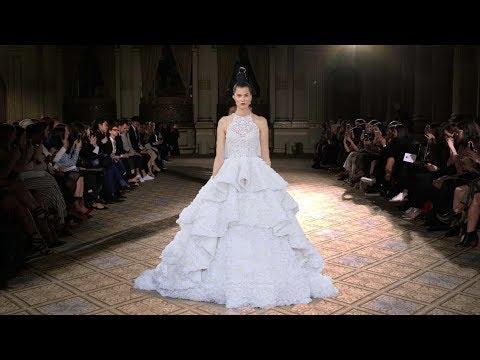 Ines Di Santo   Spring/Summer 2018   Bridal Fashion Week
