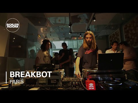 Breakbot Boiler Room Paris DJ Set at Red Bull Studios
