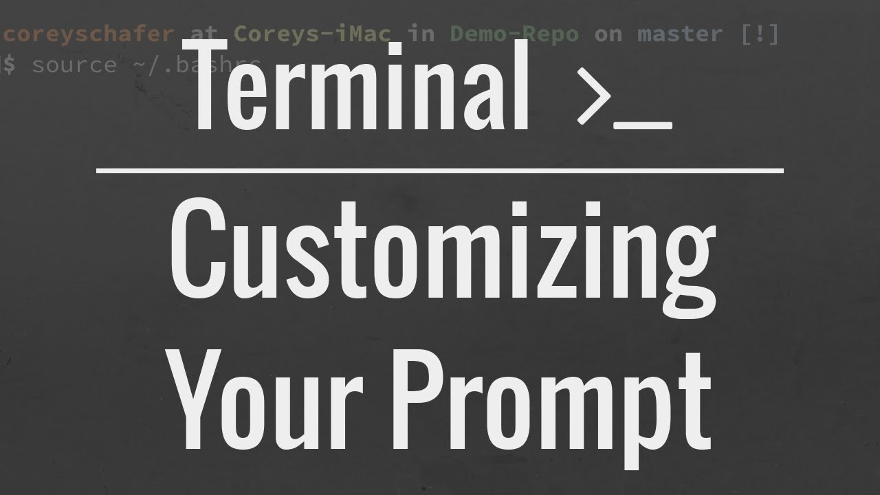 Customizing Your Terminal: Adding Color and Information to Your Prompt