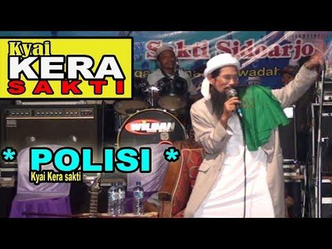 Kyai Kera Sakti TERBARU Menyanyi Lucu ' POLISI ' Reggae Version Live Lamongan