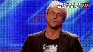 X FACTOR 2011 - aflevering 5 - auditie Henk