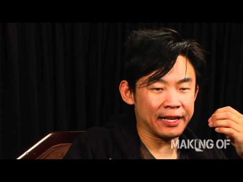 Director James Wan discusses