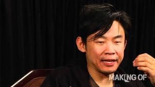 Director James Wan Discusses 'Insidious'