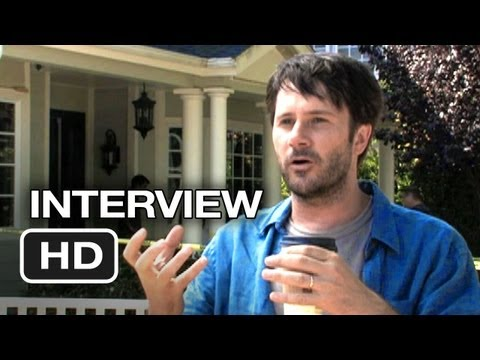 Dark Skies Interview - Josh Hamilton (2013) - Horror Movie HD