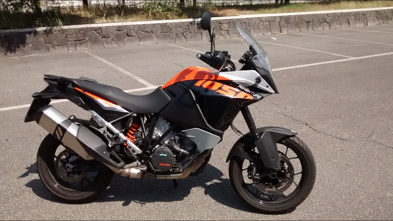 Ktm Adventure Top Speed