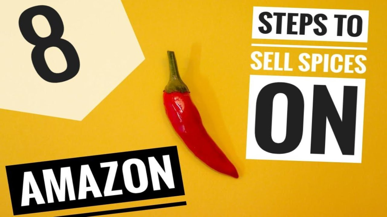 How to successfully sell spices on Amazon FBA | Selling spices online | Selling Food