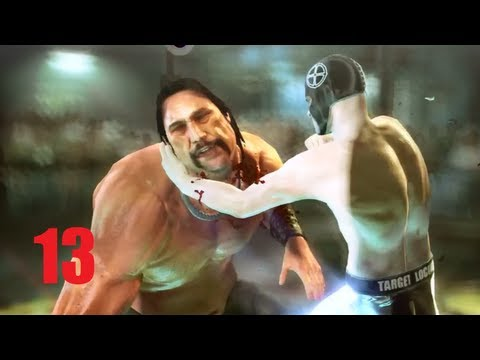 Hitman: Absolution -13- Fight Night